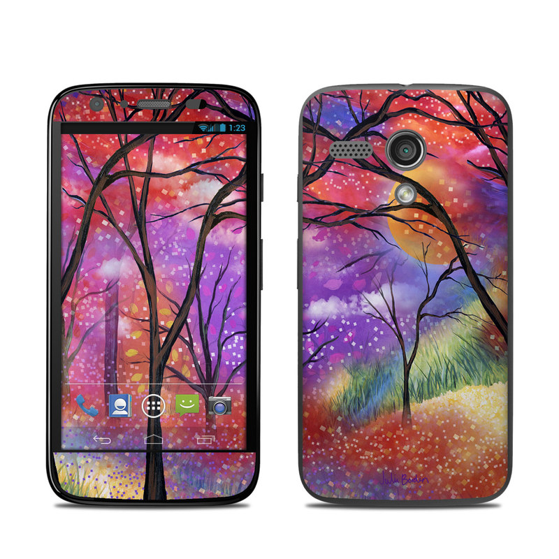 Moon Meadow Motorola Moto G Skin