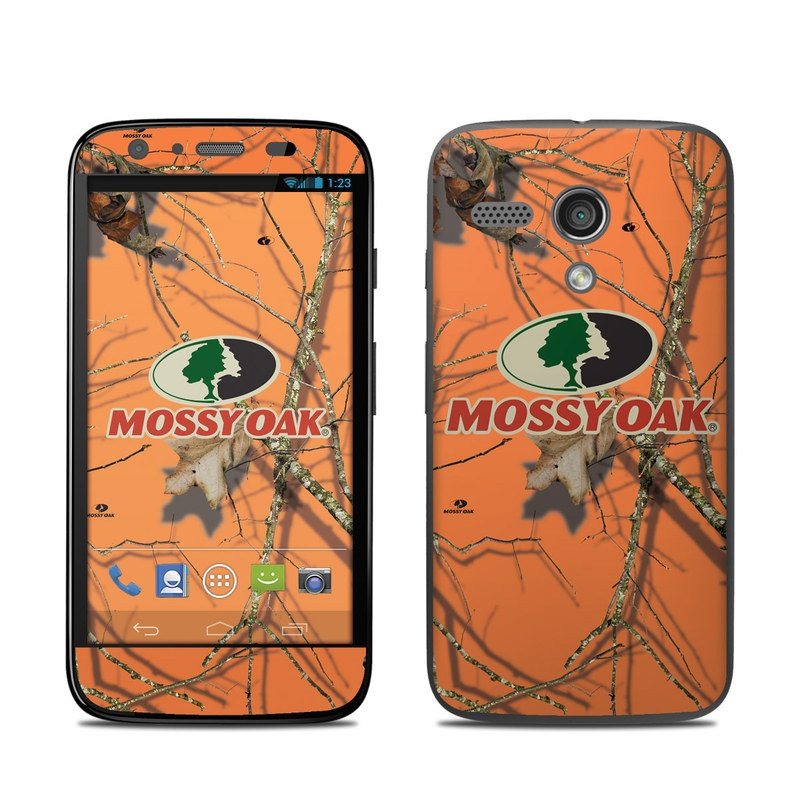 Break-Up Lifestyles Autumn Motorola Moto G Skin