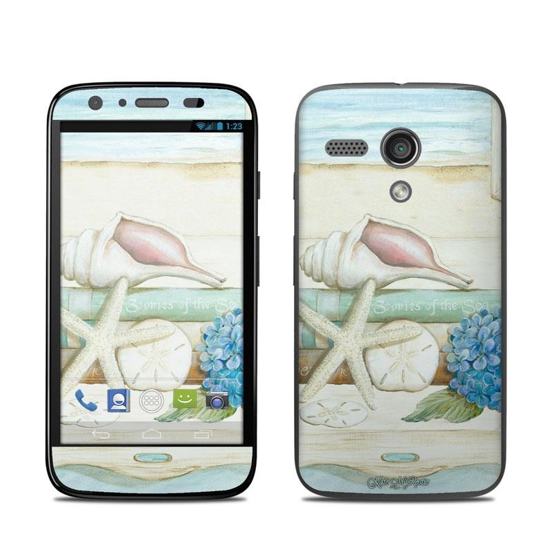 Stories of the Sea Motorola Moto G Skin