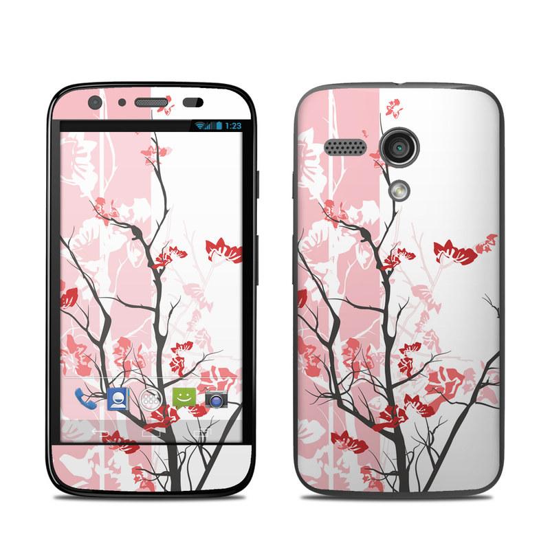 Pink Tranquility Motorola Moto G Skin