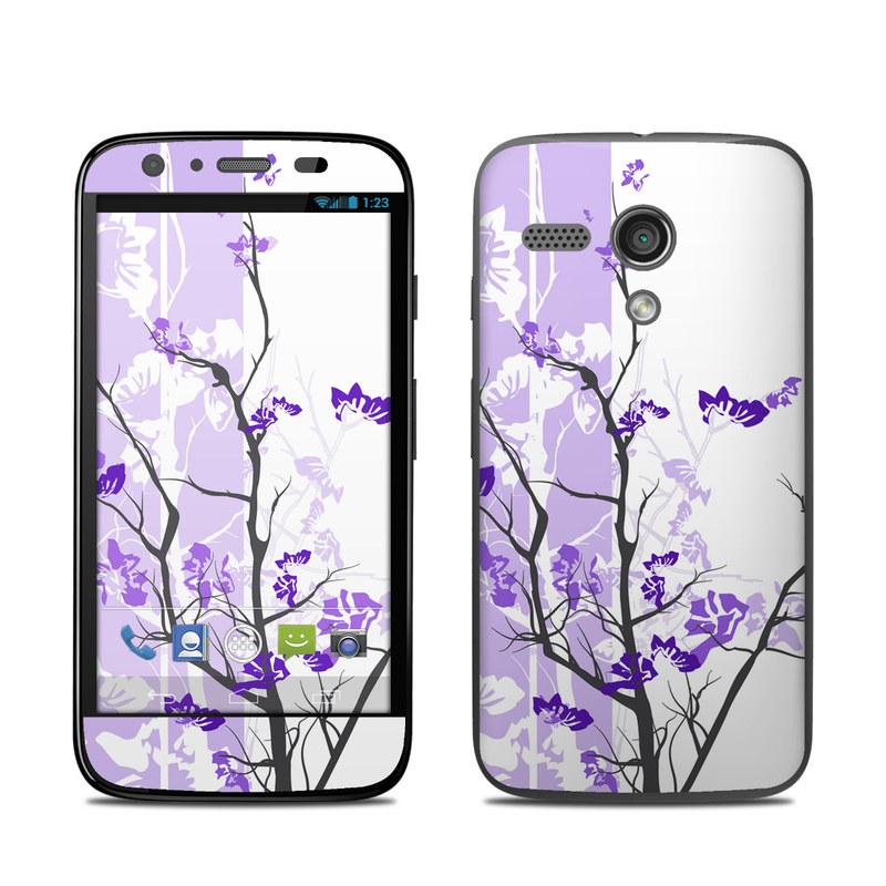 Violet Tranquility Motorola Moto G Skin