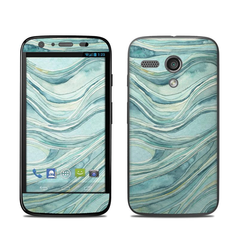 Waves Motorola Moto G Skin