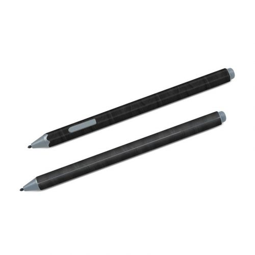 Black Woodgrain Microsoft Surface Pen Skin