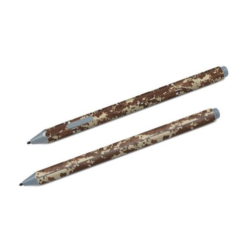 Digital Desert Camo Microsoft Surface Pen Skin