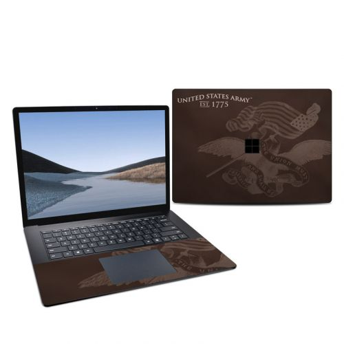 Army Preserved Microsoft Surface Laptop 3 15-inch Skin