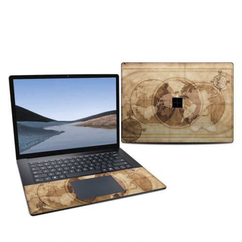 Quest Microsoft Surface Laptop 3 15-inch Skin