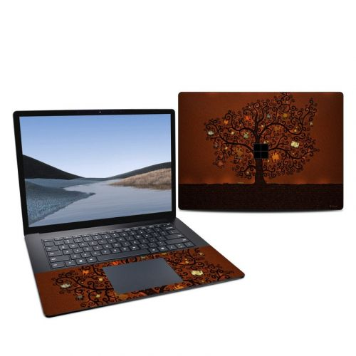 Tree Of Books Microsoft Surface Laptop 3 15-inch Skin