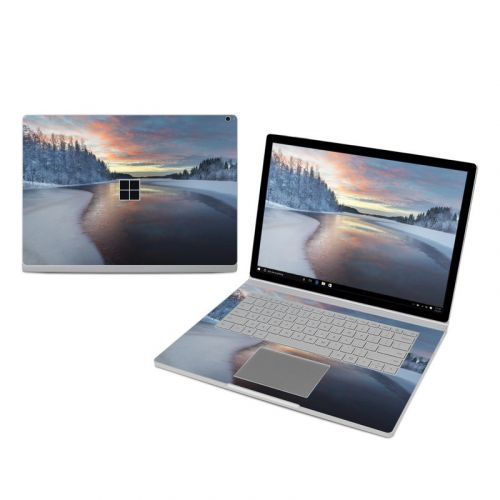 Evening Snow Microsoft Surface Book 3 15-inch i7 Skin