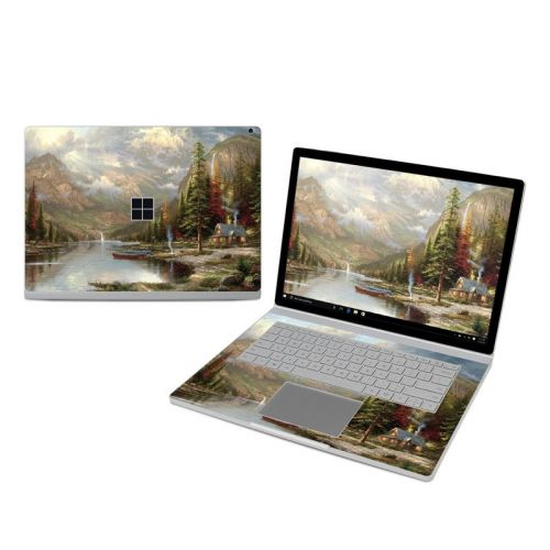 Mountain Majesty Microsoft Surface Book 3 15-inch i7 Skin