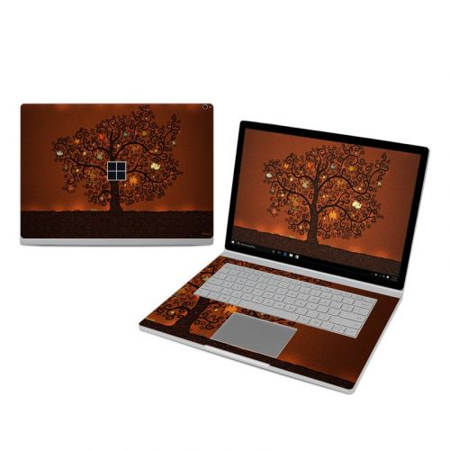 Tree Of Books Microsoft Surface Book 3 15-inch i7 Skin