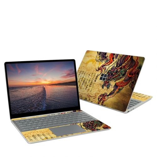Dragon Legend Microsoft Surface Laptop Go Skin