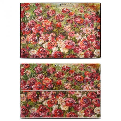 Fleurs Sauvages Microsoft Surface Pro 3 Skin