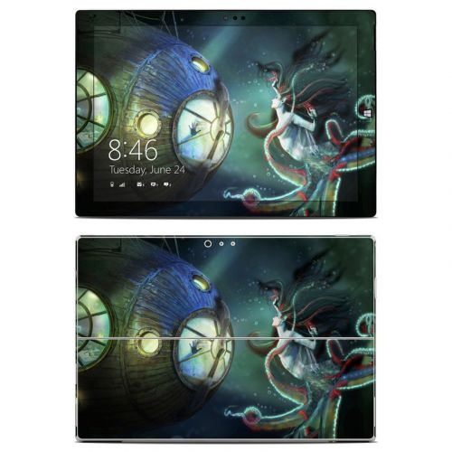 20000 Leagues Microsoft Surface Pro 3 Skin