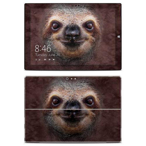 Sloth Microsoft Surface Pro 3 Skin