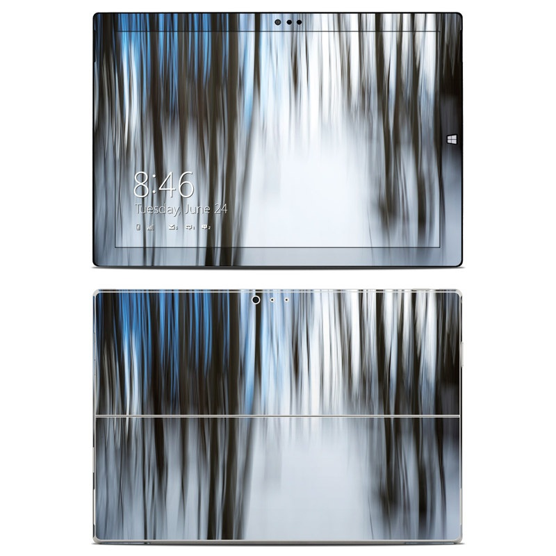 Abstract Forest Microsoft Surface Pro 3 Skin