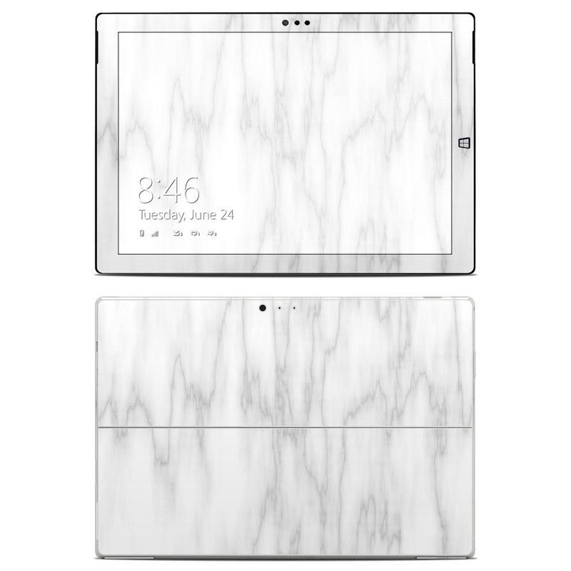 Bianco Marble Microsoft Surface Pro 3 Skin