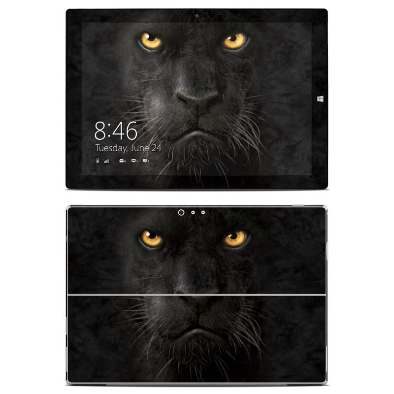 Black Panther Microsoft Surface Pro 3 Skin