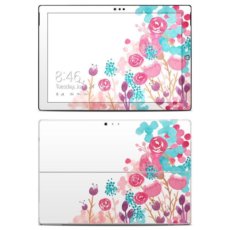 Blush Blossoms Microsoft Surface Pro 3 Skin