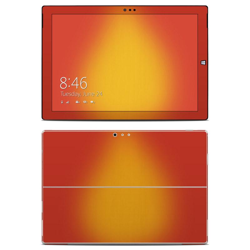 Cherry Sunburst Microsoft Surface Pro 3 Skin