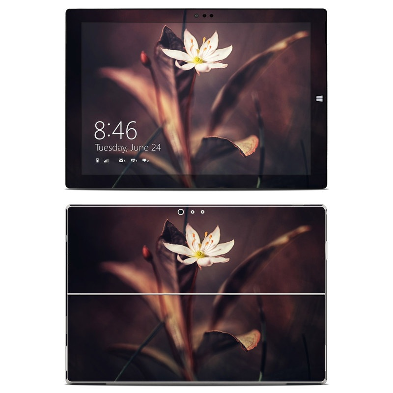 Delicate Bloom Microsoft Surface Pro 3 Skin