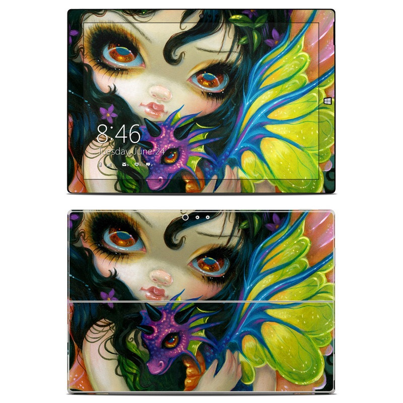 Dragonling Child Microsoft Surface Pro 3 Skin