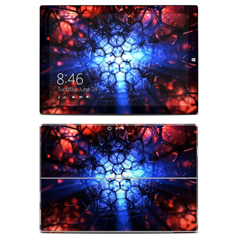 Geomancy Microsoft Surface Pro 3 Skin