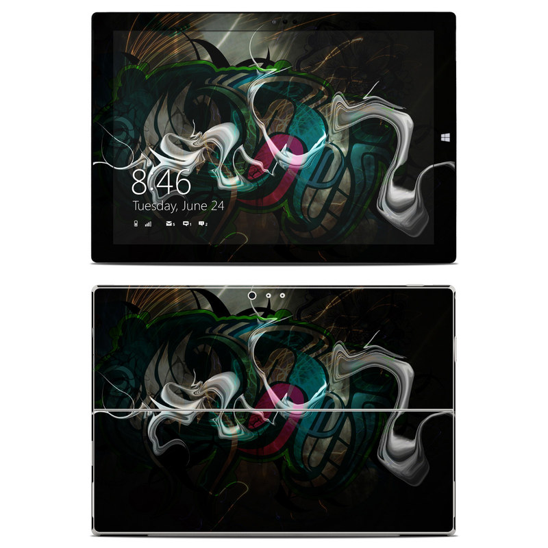 Graffstract Microsoft Surface Pro 3 Skin