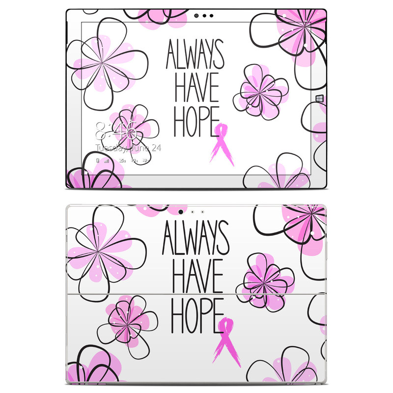 Always Have Hope Microsoft Surface Pro 3 Skin