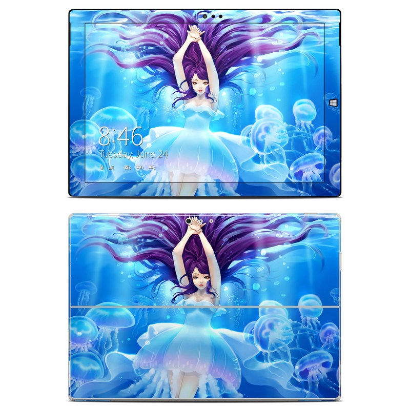 Jelly Girl Microsoft Surface Pro 3 Skin
