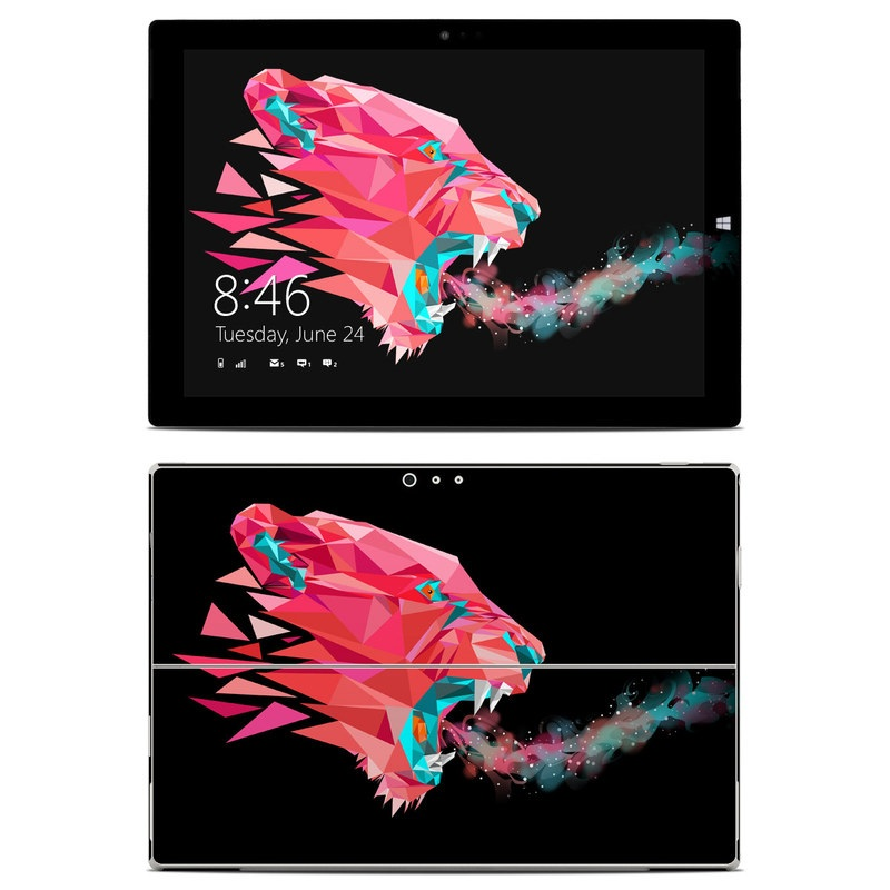 Lions Hate Kale Microsoft Surface Pro 3 Skin