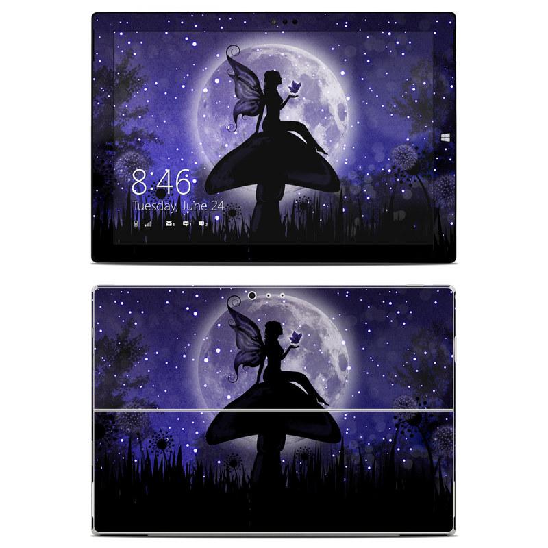 Moonlit Fairy Microsoft Surface Pro 3 Skin
