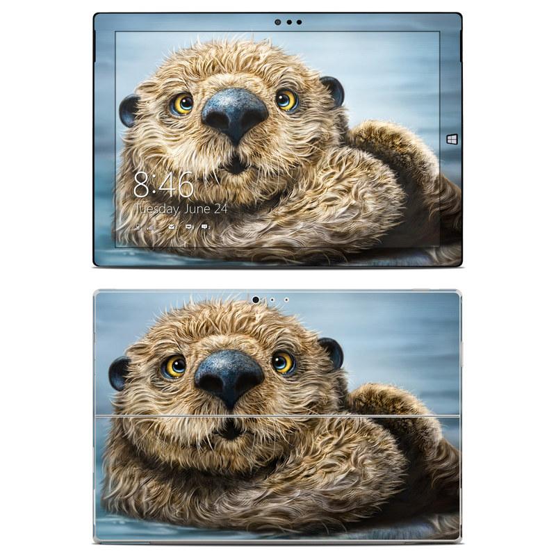 Otter Totem Microsoft Surface Pro 3 Skin