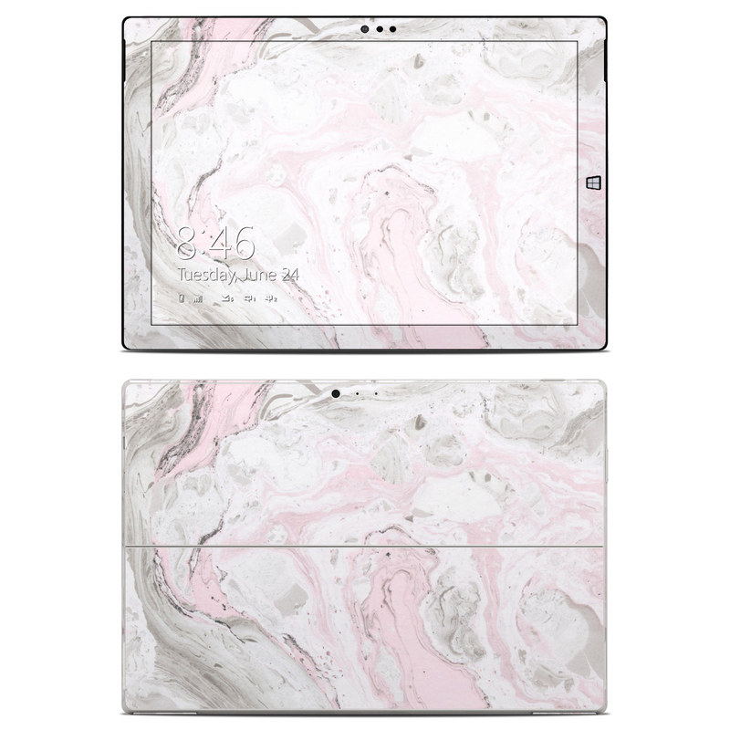 Rosa Marble Microsoft Surface Pro 3 Skin