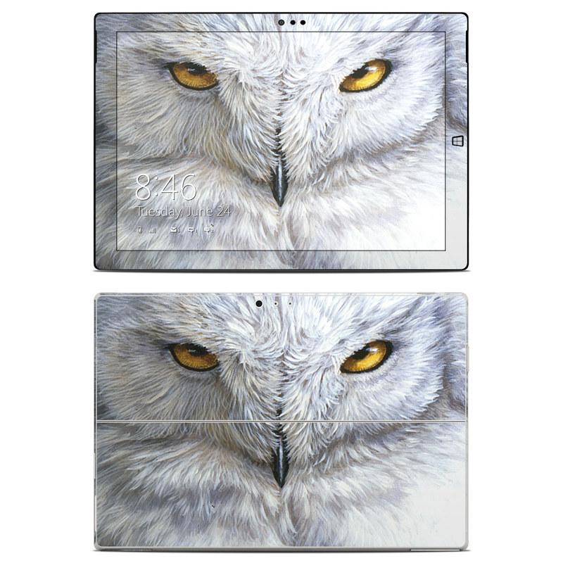 Snowy Owl Microsoft Surface Pro 3 Skin