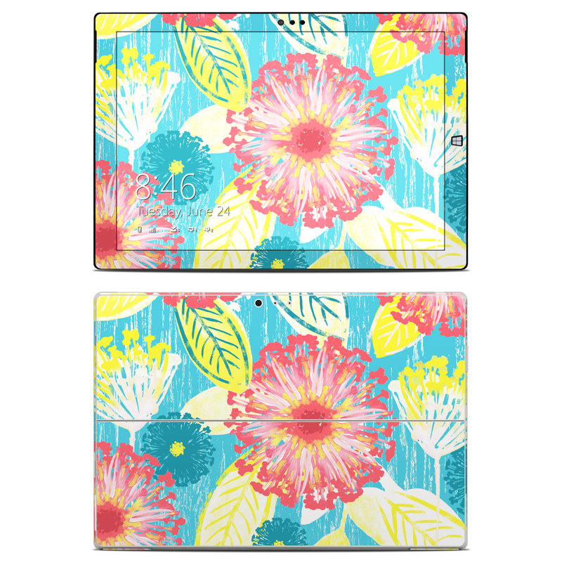Tickled Peach Microsoft Surface Pro 3 Skin