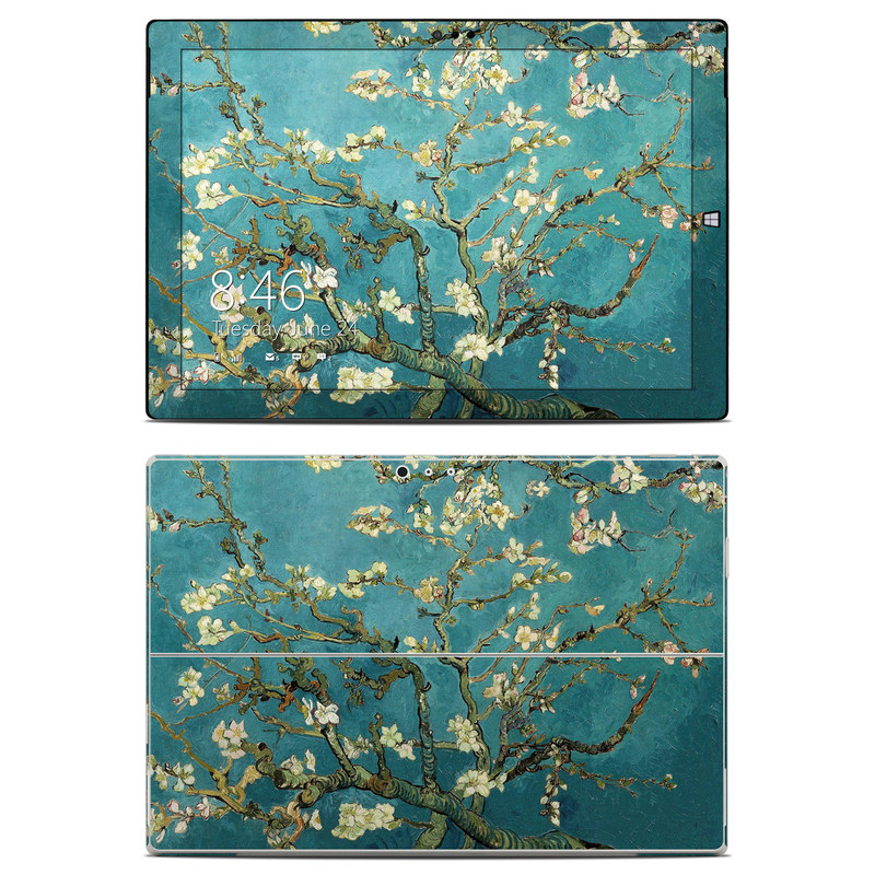 Blossoming Almond Tree Microsoft Surface Pro 3 Skin