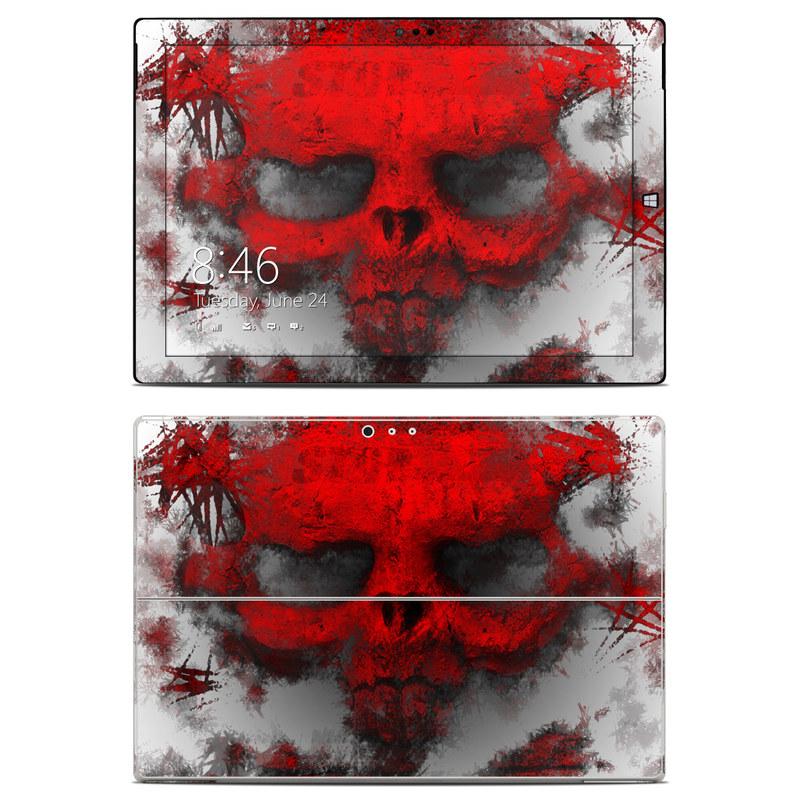 War Light Microsoft Surface Pro 3 Skin
