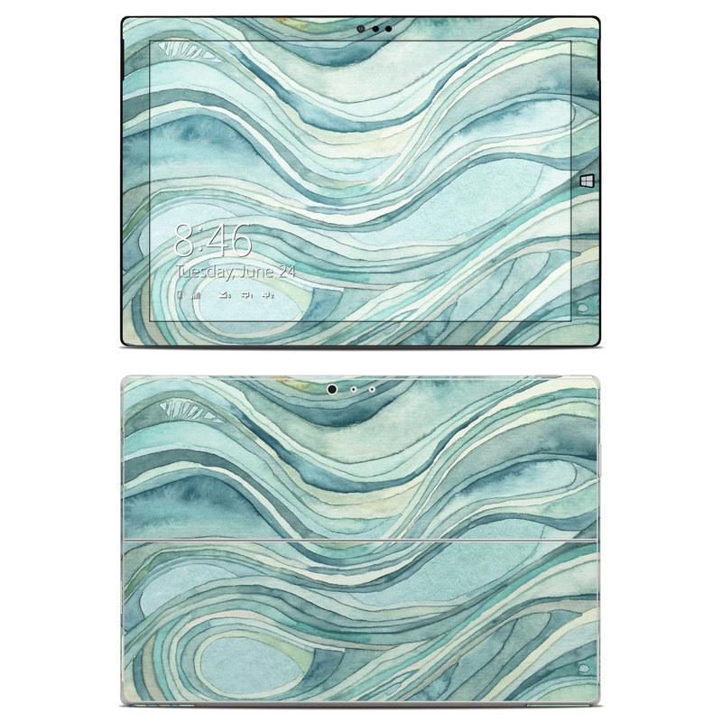 Waves Microsoft Surface Pro 3 Skin