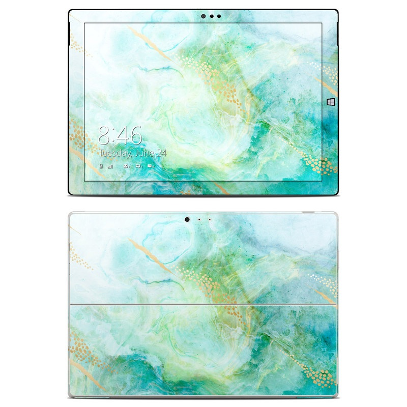 Winter Marble Microsoft Surface Pro 3 Skin