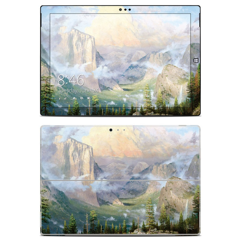 Yosemite Valley Microsoft Surface Pro 3 Skin