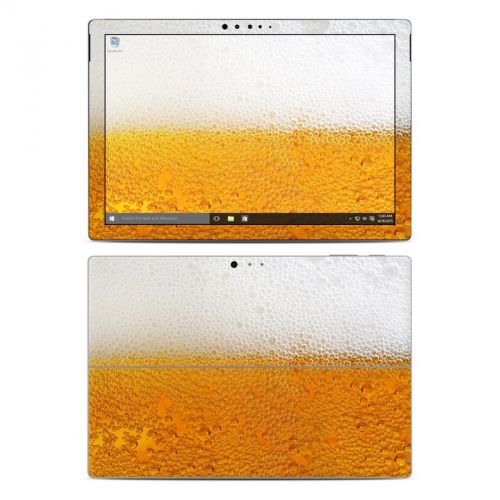 Beer Bubbles Microsoft Surface Pro 4 Skin