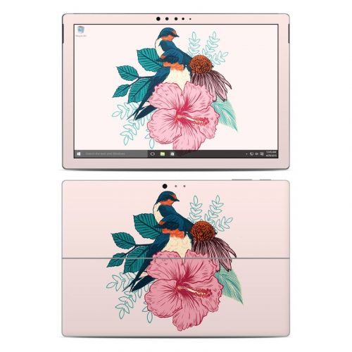 Barn Swallows Microsoft Surface Pro 4 Skin