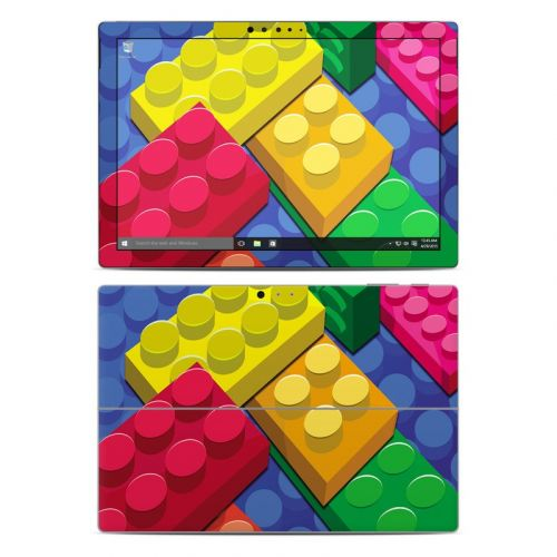 Bricks Microsoft Surface Pro 4 Skin