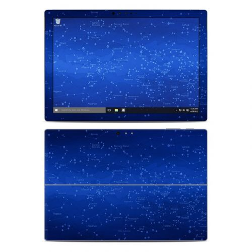 Constellations Microsoft Surface Pro 5, Pro 4 Skin