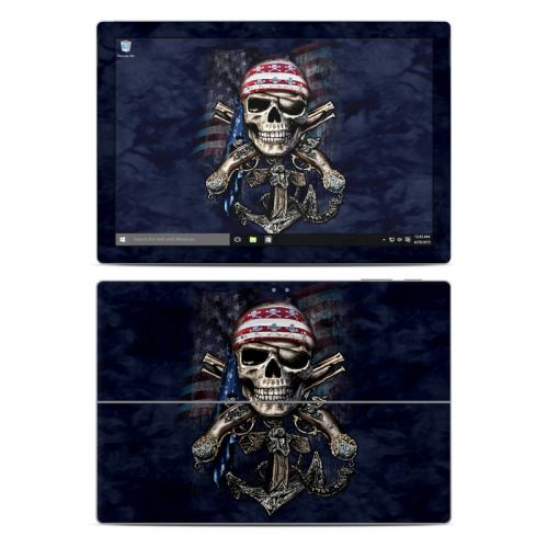 Dead Anchor Microsoft Surface Pro 4 Skin
