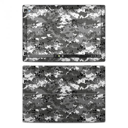 Digital Urban Camo Microsoft Surface Pro 4 Skin