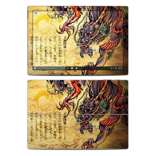 Dragon Legend Microsoft Surface Pro 4 Skin
