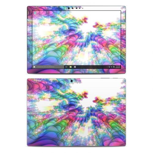 Flashback Microsoft Surface Pro 4 Skin