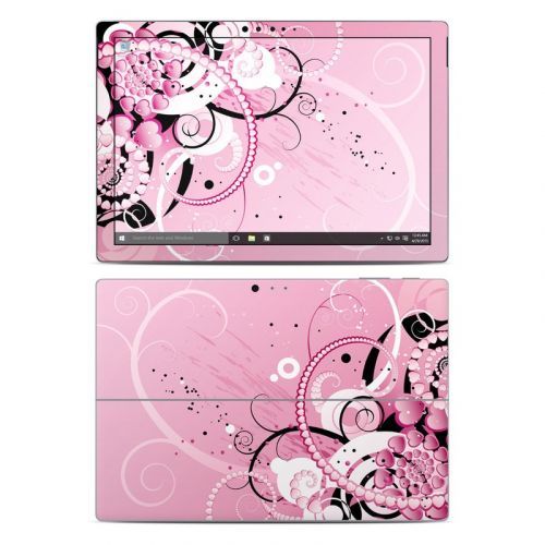 Her Abstraction Microsoft Surface Pro 4 Skin