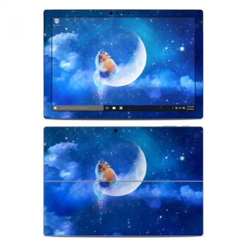 Moon Fox Microsoft Surface Pro 4 Skin